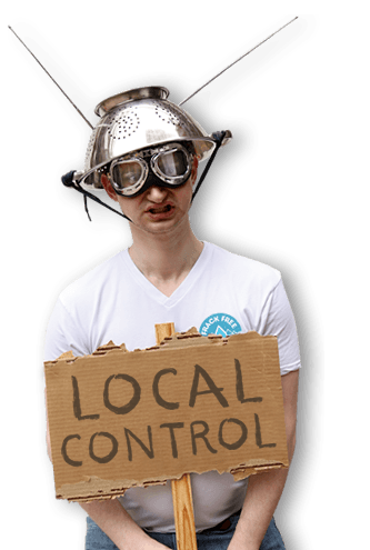 Local Control Protester Image