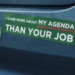 agenda-bumper-sticker