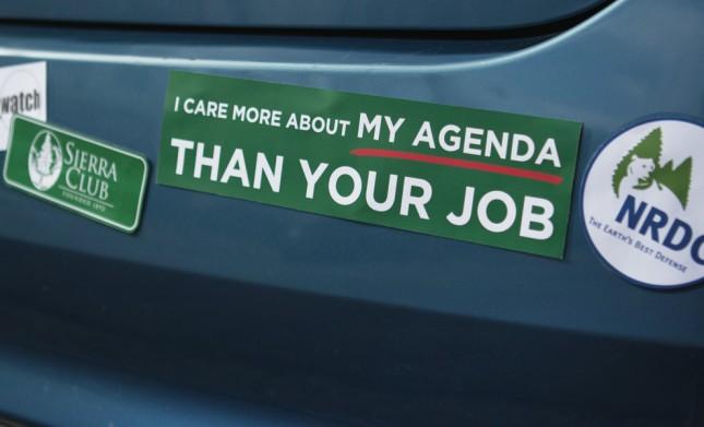 agenda-bumper-sticker